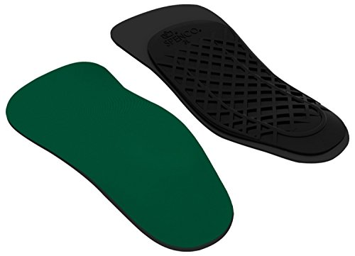 DSS SPENCO RX ThinSole Orthotics (3/4 Length Size 3)