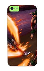 [455247b3976] - New League Of Legends Draven Fantasy Protective Iphone 5c Classic Hardshell Case