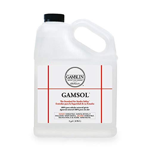 Gamsol Odorless Mineral Spirits 128 oz