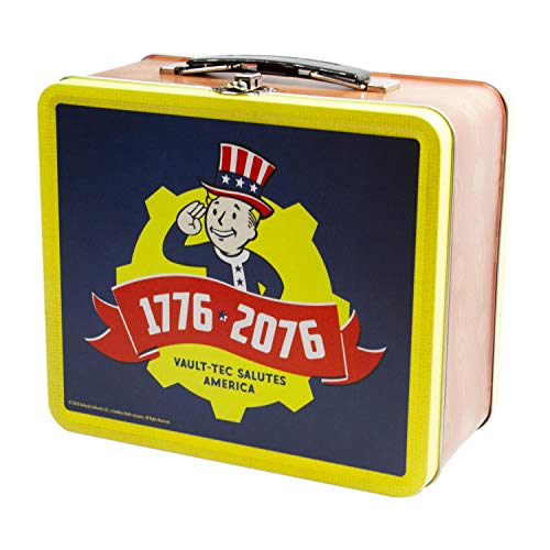 Fallout 76 Tricentennial Full Size Tin Tote -