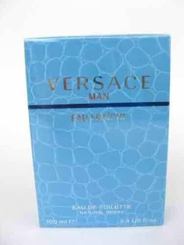 070b2896920 Eau Fraiche Versace Perfume for Men Cologne Versace Eau De Toilette  Fragrance 100ml