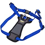 Coastal Pet Products Coastal Pet Walk Right! Front-Connect Padded Harness, Medium, Blue