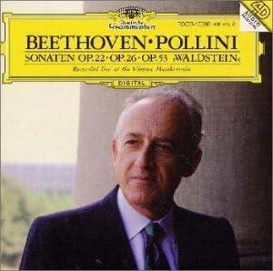 ベートーヴェン ポリーニ