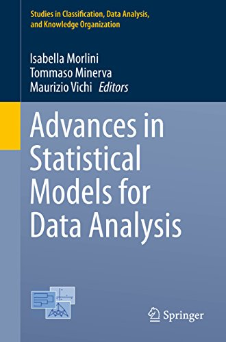Download Advances in Statistical Models for Data Analysis (Studies in Classification, Data Analysis, and Knowledge Organization) Pdf