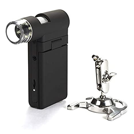 Levenhuk DTX TV  Digital Microscope with 3Mpx Camera and Software Сompatible with Windows and Mac OS