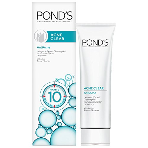 Pond's Acne Clear Anti Acne Leave On Expert Clearing Gel 20 grams (Essence Clearing)