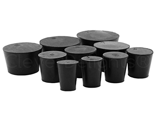 00 rubber plugs - 9