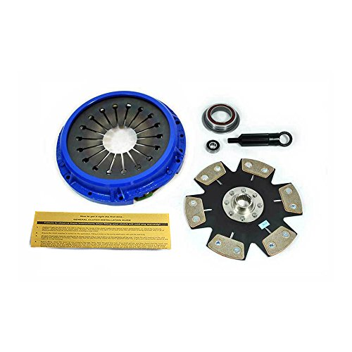 EFT STAGE 4 CLUTCH KIT 1987-1992 TOYOTA SUPRA TURBO 3.0L 7MGTE MK3