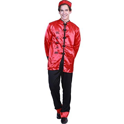 EraSpooky Adult Chinese Gentleman Costume ()