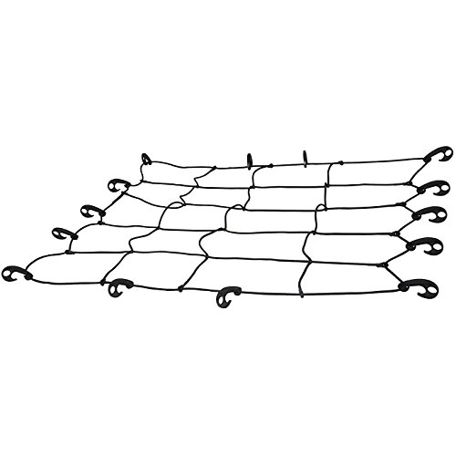 Mounted Roof - Curt Manufacturing CURT 18201 Extended Roof Rack Cargo Net