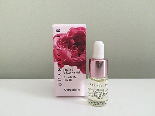Chantecaille Rose de Mai Face Oil, Travel Size, .14 oz/4ml by Chantecaille by Chantecaille