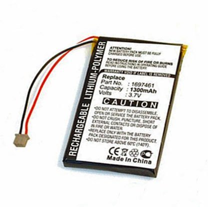 Battery for TomTom Go 530 530 Live 720 730 730T 930 930T 940 Live 740 Live 630
