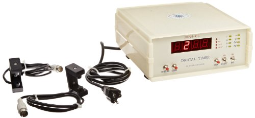 United Scientific DTPHG1 Digital Timer with Photogates