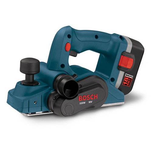 Factory-Reconditioned Bosch 53518-RT 3-1/4-Inch 18-Volt Ni-Cad Cordless Hand-Held Planer by Bosch