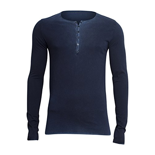 "Herren Longsleeve ""Shirt"" - von Imperial - Farbe blu"