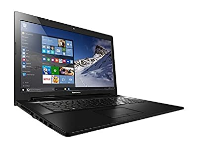 Lenovo Premium Built High Performance 15.6 inch HD Laptop (Intel Celeron Processor 4GB RAM 500GB HDD, DVD RW, Bluetooth, Webcam, WiFi, HDMI, Windows 10 ) - Black