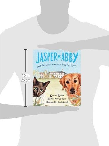 Jasper & Abby and the Great Australia Day Kerfuffle