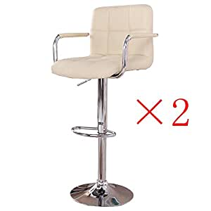 Ospi Swivel Chairs Adjustable Bar Stools