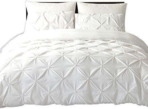 Black Egyptian Cotton Duvet Cover Set King Size 400 Thread Count
