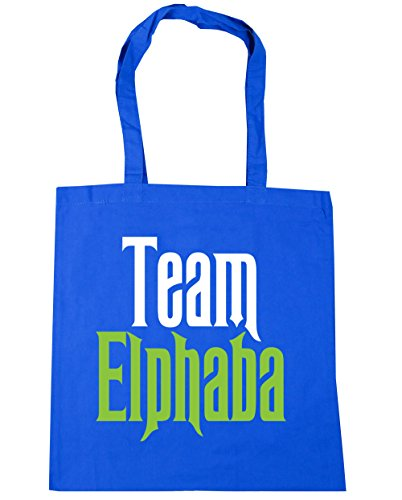 Blue 10 Shopping 42cm litres Tote Team Beach Elphaba Bag x38cm Gym HippoWarehouse Cornflower Sq7w1Txz