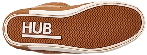 N30 Brown Altas Oak 704 Dance off Marrón Mujer White Hub Brown para Oak Boot Zapatillas znEgx11Uq