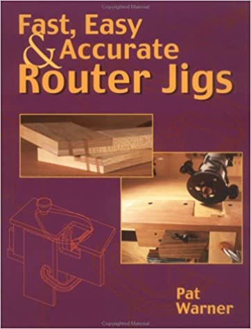 Fast, Easy and Accurate Router Jigs