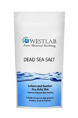 WESTLAB Dead Sea salt - 2 KG