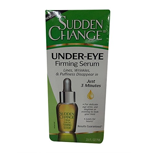 Sudden Change Under-Eye Firming Serum 0.23 Ounces