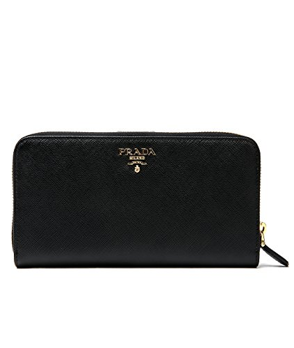 Prada Leather Long Wallet - 8