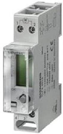 Horloge hebdomadaire digitale automatique 1 module SIEMENS