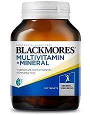 Blackmores Multivitamins + Minerals, 120ct