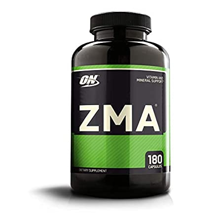 Optimum Nutrition ZMA, Zinc for Immune Support, Muscle...