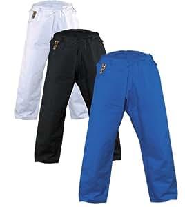Pantalón de judo DanRho Kano 190 M negro