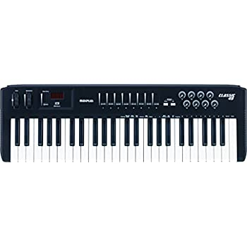 midiplus key midi controller classic 49 musical instruments. Black Bedroom Furniture Sets. Home Design Ideas