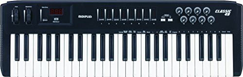 midiplus Classic 49 Keyboard Controller