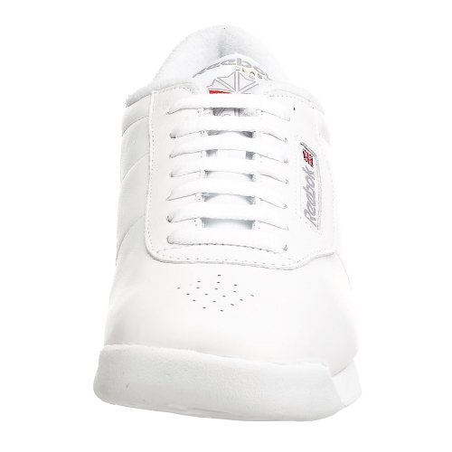 Reebok Low weiß Top Damen Princess vxqvTSH