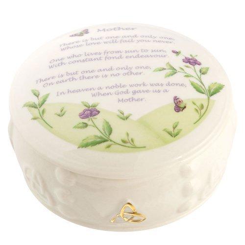Belleek Mothers Gift Box, 3'' by Belleek