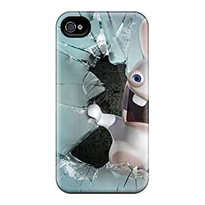 Quality Mwaerke Case Cover With Broken Screen Nice Appearance Compatible With Iphone 4/4s