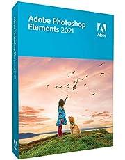 Adobe Photoshop Elements 2021 - Upgrade|Upgrade|1 Device|1 Year|Windows/Mac|Disc