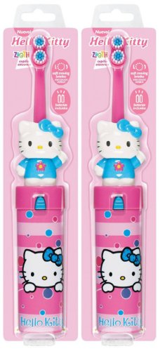 (Zooth Hello Kitty Toothbrush)