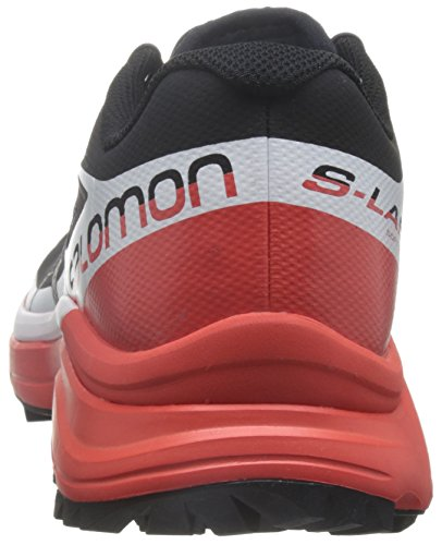 Red Chaussures Mixte Adulte Noir Randonnée de Black White Racing EU 48 L39195900 Noir Racing White Salomon Red Black 5IpnwqXxaY