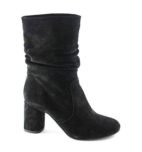 Noires Talons Nero Chaussures Madness 2412 Bottes À Divine FtwAqz