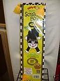 Fat Cat Kitty Hoots Big Mama's Scratchy Box Slim Flower, My Pet Supplies