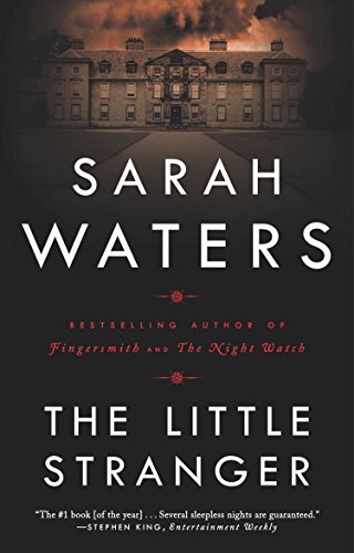 Book cover from The Little Stranger by Sarah Waters