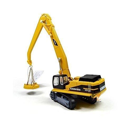 mini-butterball-187-die-cast-material-handler-car-model-special-waste-disposal-metal-simulation-car-