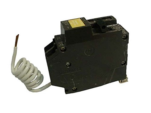 General Electric THQB1120GF Ground Fault Circuit Breaker, 1-Pole, 20-Amp, 120V