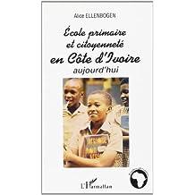 école primaire et citoyenneté en côte d'ivoire