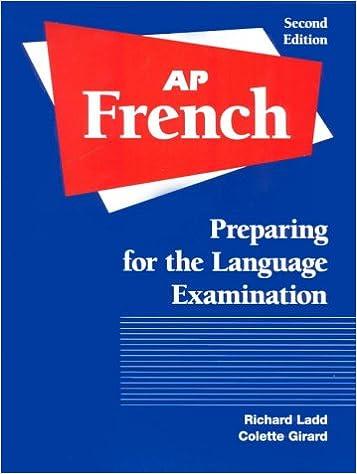 ap french richard ladd answer key
