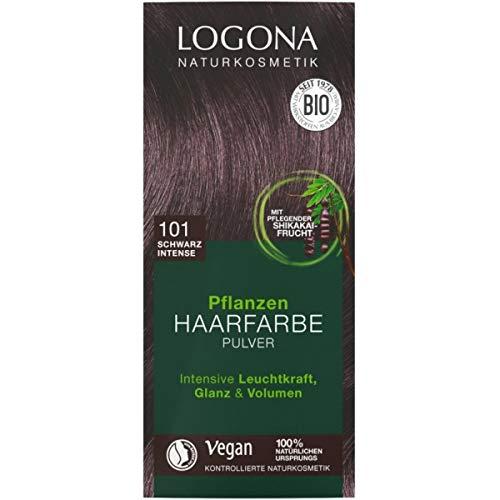 Herbal Hair Colour Powder 101 black intense
