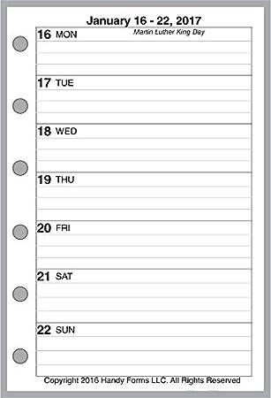 1 página por semana + 2 páginas por mes planificadores y ...